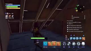 10 Year Old Scammer Gets Scammed For WHOLE INVENTORY   Fortnite Save The World PvE Scammer