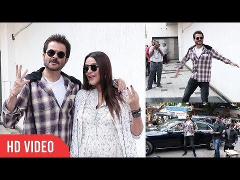 Anil Kapoor and Neha Dhupia at #NoFilterNeha Season 3   FULL VIDEO