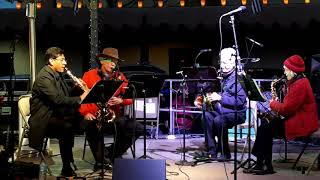 TREE LIGHTING CEREMONY SANTA FE PLAZA 2018  Santa Fe Ensemble