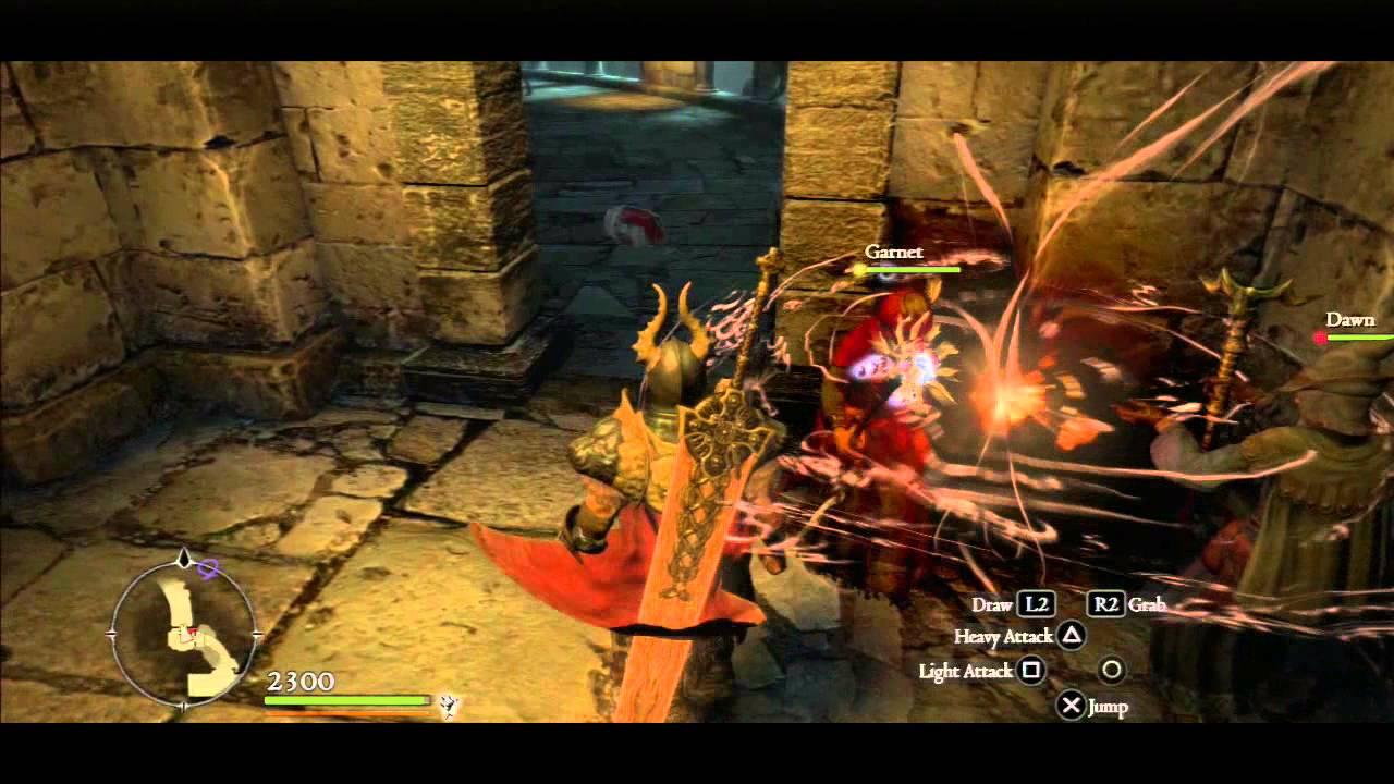 dragon dogma dark arisen how to start dlc