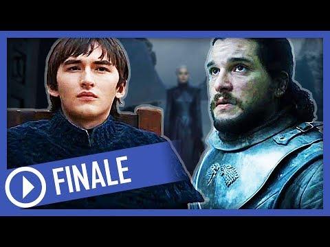 Das Serien-Finale | Game of Thrones Staffel 8 Folge 6 | Die 10 denkwürdigsten Momente