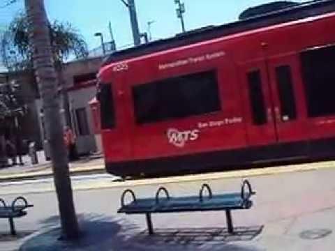 Travel Life: San Yisdro, Ca/ Tijuana, mx Border Yisdro Trolley stop, 06/26/2016