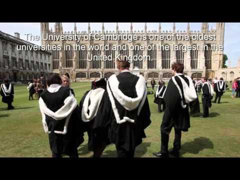 University of Cambridge Campus Tour