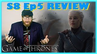 Game of Thrones S8 Ep5 (The Bells Ring the Final Insult)