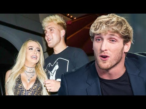 Logan Paul Thinks Jake&39;s Relationship with Tana Mongeau is FAKE