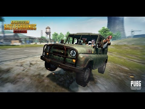 Pubg Mobile   BUG   BUG in Car   Tencent Gaming Buddy