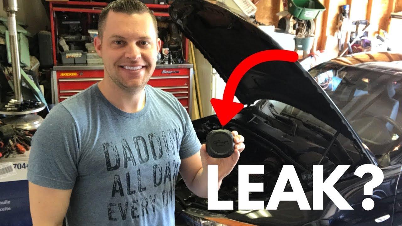 BMW Oil Cap Removal DIY!