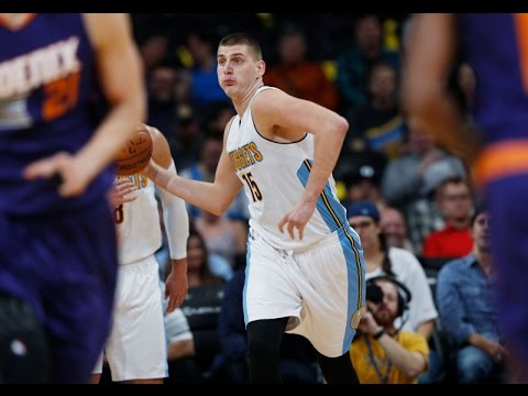 Nikola Jokic Passing Highlights
