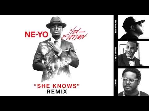 """NE-YO """"She Knows"""" Official Remix ft. Trey Songz, The-Dream, & T-Pain #NONFICTION2015"""