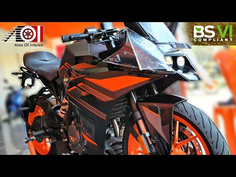 2020 KTM RC 200 BS6   New Updated Model   Price   Mileage   Features   Specs