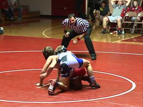 Cambridge Springs vs Cochranton-High School Wrestling