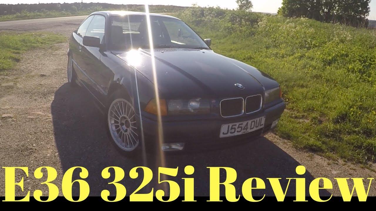 1992 BMW E36 325i Review - YouTube