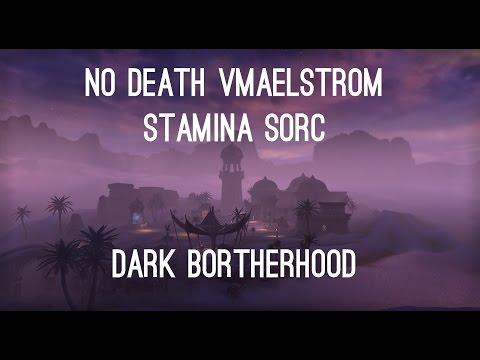 Maelstrom Arena vet No Death Stamina Sorc - Elder Scrolls Online ESO
