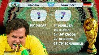 Top 10 BIGGEST World Cup Scorelines