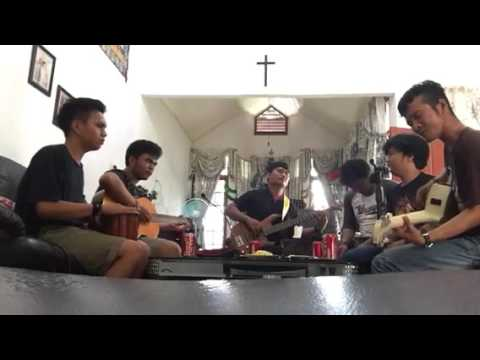 Pulo Samosir Reggae Acoustic Cover