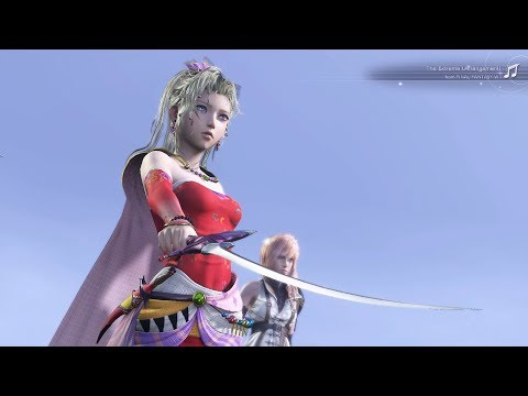 Dissidia Final Fantasy NT (Closed Beta) | Terra Gameplay