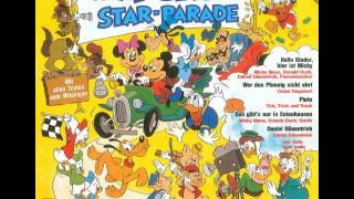 Disneys Starparade - Gustav Gans