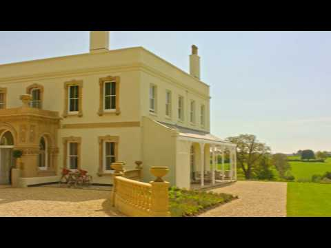 Automated Lutron lighting system installed at Lympstone Manor by Intelligent Abodes