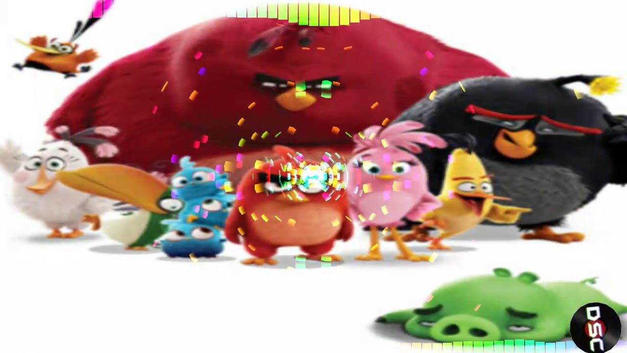 Angry Birds (David Orton Remix) [Electro]