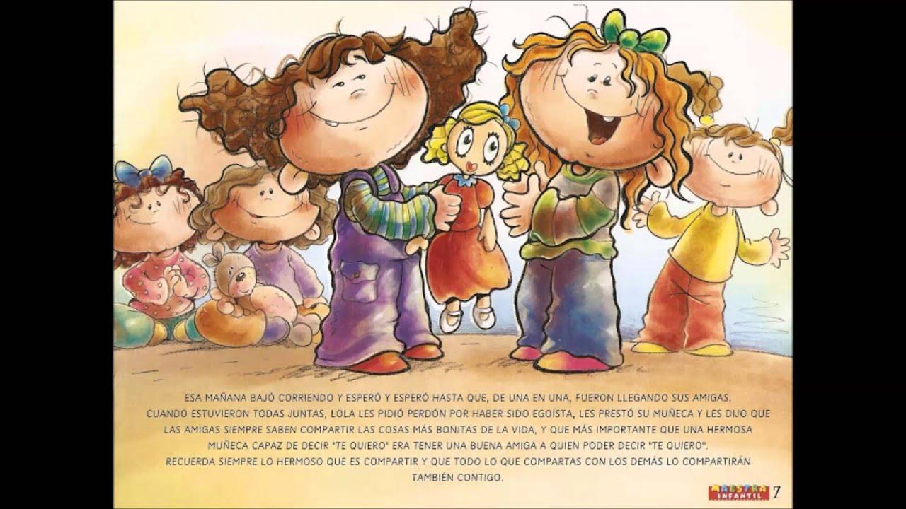 Resultado de imagen para mensajes del valor de compartir para niños