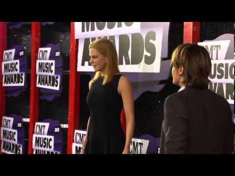 Keith Urban & Nicole Kidman CMT Music Awards