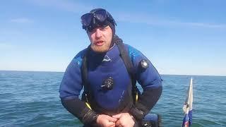 Морской бой на Балтике Немножко дайвинга водные процедуры