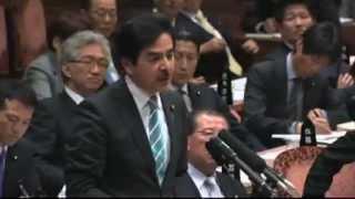 外交防衛集中審議 42:50頃~ 田中防衛相「要請があれば対応します...