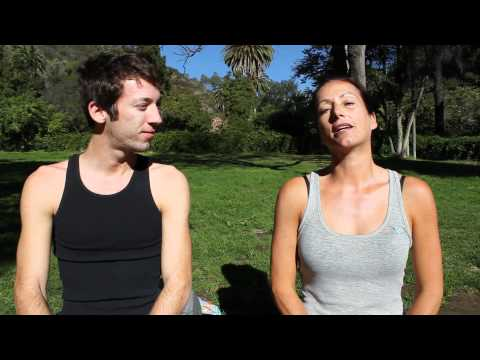 """Art Is Everywhere """"Yoga in the Park with Donna"""""""