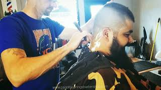 💈 Short Mens Haircut at Colorado Barbershop💈
