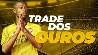 FIFA MOBILE 20- Trade milionária, faça 20 milhões por dia.