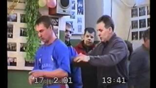 Захаров - толчок 140 кг. Рекорд Моск.обл в кат.62 кг