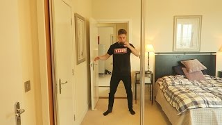 Joe Weller's New House