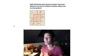 I Test My IQ...