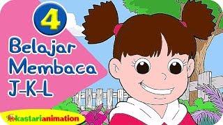 Ayo Belajar Membaca 4 bersama Diva - Kastari Animation Official