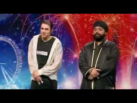 Britain's Got Talent: Signature - Billie Jean Goes Indian!