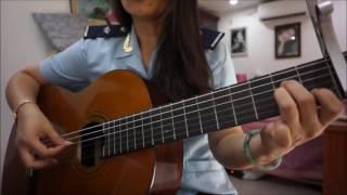 Guitar cover Chỉ có một thời (Diệu Hương)