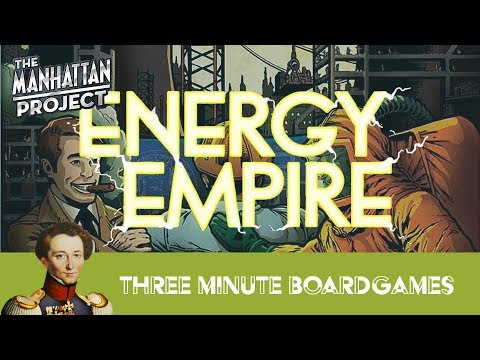 Energy Empire in about 3 Minutes