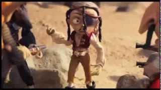 Робинзон Крузо: Предводитель пиратов (трейлер)