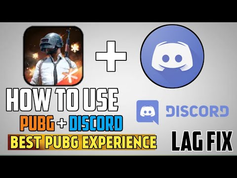 HOW TO USE DISCORD IN PUBG FOR VOICE CHAT || BEST PUBG EXPERIENCE || HINDI