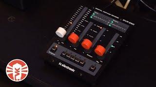 TC Electronic DVR250-DT | Digital Vintage Reverb Controller | Vintage King