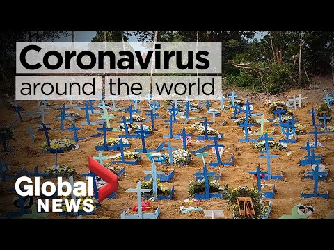 Coronavirus Around The World: May 5, 2020