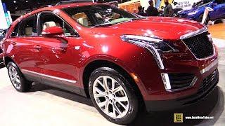 2020 Cadillac XT5 Sport - Exterior Interior Walkaround - 2019 LA Auto Show