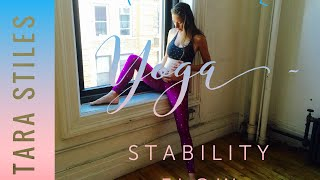 Prenatal Yoga Flow - Stability for First & Second Trimesters