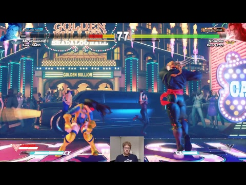Street Fighter 5 - Road to Gold Cammy