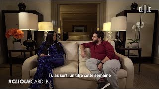 Cardi B parle de sa collaboration avec Migos et Nicki Minaj