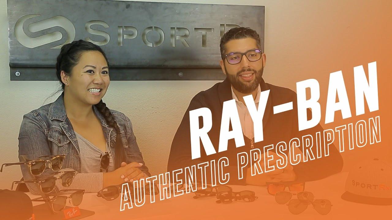 1c59c827c838b Ray-Ban Prescription Lenses With The Logo!
