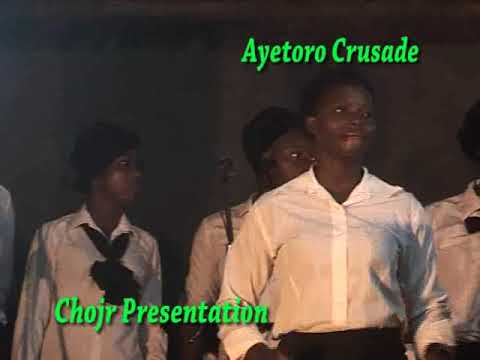 Ayetoro crusade by General Army of the Lord Outreach Ministries (10/12/2018 – 14/12/2018).