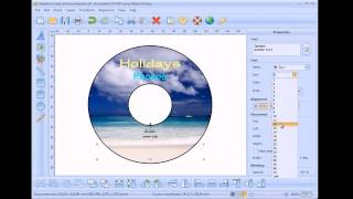 How to make a CD Label