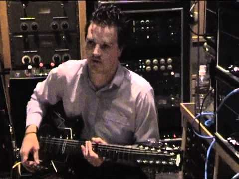 The Living End - Chris Cheney Recording End Of The World Solo