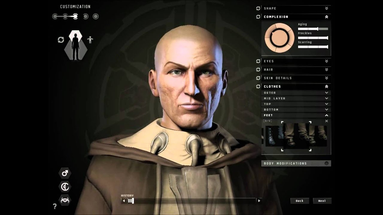beginners guide to character creation in eve online youtube